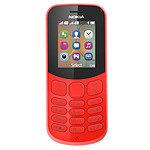 Nokia 130 Dual SIM Rouge (TA-1017)