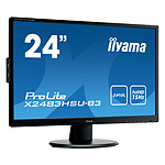 "iiyama 24"" LED - ProLite X2483HSU-B3"