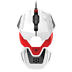 Mad Catz R.A.T. 1 (RAT 1) Blanc/Rouge