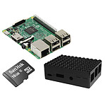 Raspberry Pi 3 Starter Kit (noir)