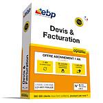 EBP Devis & Facturation Abonnement Dynamic