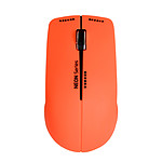 PORT Connect Neon Wireless Mouse - Rouge