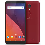 Wiko View 16 GB Rojo