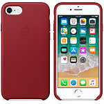 Apple Coque en cuir (PRODUCT)RED Apple iPhone 8 / 7