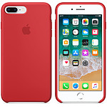 Apple Coque en silicone (PRODUCT)RED Apple iPhone 8 Plus / 7 Plus