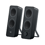 Logitech Multimedia Speakers Z207 Noir