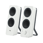 Logitech Multimedia Speakers Z207 Blanc