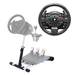 Thrustmaster TMX Force Feedback + TH8 Add-On Shifter + Wheel Stand Pro v2