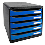 Exacompta Big-Box Plus Classic Noir/Bleu