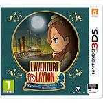 La aventura de Layton: Katrielle y la conspiración millonaria (Nintendo 3DS/2DS)