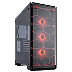 Corsair Crystal 570X Rojo RGB