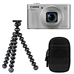 Canon PowerShot SX730 HS Argent Travel Kit