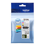 Brother LC3219XL Value Pack (Noir, Cyan, Magenta, Jaune)