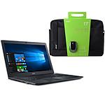 """Acer Aspire E5-774G-33XK + Acer Notebook Starter Kit 17"""" OFFERT !"""