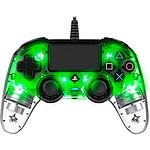 Nacon Gaming Illuminated Compact Controller Vert