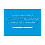 Elve Registre d'Accessibilité aux ERP et IOP