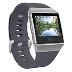 Fitbit Ionic Bleu gris / Argent
