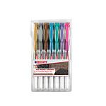 Edding 2185 - Roller Gel 7 colores metalizados