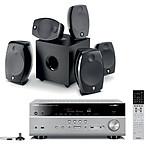 Yamaha MusicCast RX-V683 Titane + Focal Sib Evo 5.1.2 Dolby Atmos