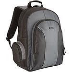 """Targus Essential Backpack 15.4-16"""" Noir/Gris"""