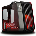 Enermax STEELWING Rojo