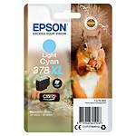 Epson Ardilla Cyan Clear 378XL