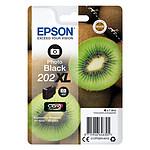 Epson Kiwi Negro Foto 202XL