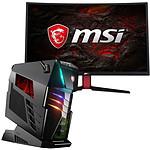 "MSI Aegis Ti3 VR7RD SLI-031EU + MSI 27"" LED - Optix G27C2 OFFERT !"