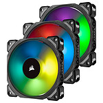 Corsair Air Series ML 120 Pro LED RGB Triple Pack