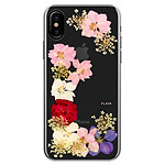 Flavr iPlate Real Flower Grace iPhone X