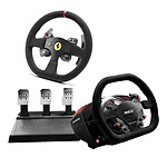 Thrustmaster TS-XW Racer Sparco + 599XX EVO 30 Wheel Add-on Alcantara Edition OFFERT !