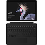 Microsoft Surface Pro - Intel Core m3 - 4 Go - 128 Go + clavier Type Cover Noir (AZERTY, français)