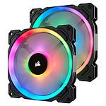 Corsair LL Series LL140 RGB Dual Pack