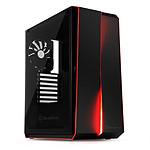 SilverStone Redline RL07 (negro/Rojo)