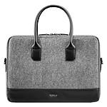 """Mobilis Origine Briefcase 14-16"""" - Gris"""