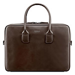 "Mobilis Origine Briefcase 14-16"" - Marron"