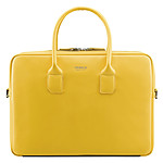 """Mobilis Origine Briefcase 14-16"""" - amarillo"""