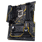 ASUS TUF Z370-PLUS GAMING + G.Skill RipJaws 4 Series 8 Go DDR4 2400 MHz CL15