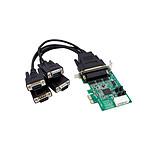 StarTech.com PEX4S952LP
