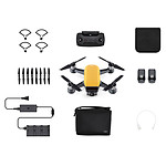 DJI Spark Fly More Combo Jaune