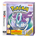 Pokemon Version Cristal (Nintendo 3DS) - code de téléchargement