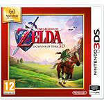 The Legend of Zelda : Ocarina of Time 3D (Nintendo 3DS)