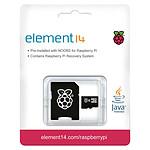 Raspberry carte microSDHC 32 Go avec NOOBS