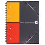 Oxford MeetingBook Cahier A4+ 160 pages petits carreaux