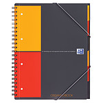Oxford OrganiserBook Cahier A4+ 160 pages petits carreaux