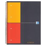 Oxford Notebook A4 Reliure Intégrale 160 pages quadrillées 5 x 5