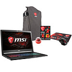 MSI GS73 7RE-007XFR Stealth Pro + Pack MSI Back to School OFFERT !