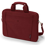 "Dicota Slim Case Base 13-14.1"" (rouge)"