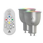 AwoX SmartKit Remote Color Mesh GU10 (5 vatios)