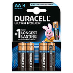 Duracell Ultra Power AA (par 4)